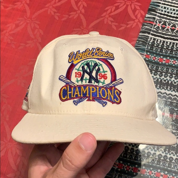 New Era Other - Yankees 1996 Championshup Players Hat